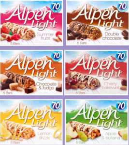alpen light bars selection