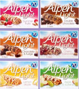 alpen light bars selection